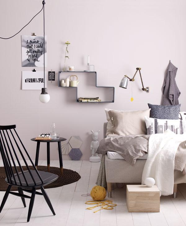 Inred sovrummet steg för steg ELLE Decoration