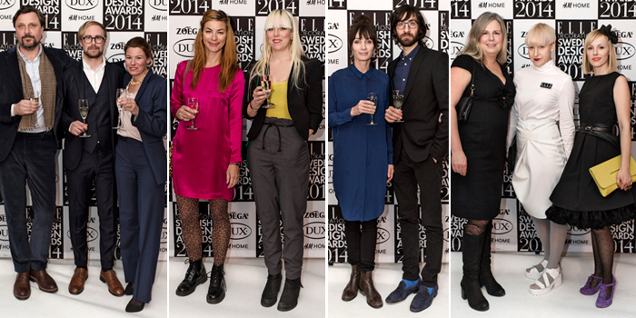ELLE Decoration Swedish Design Awards Rda mattan