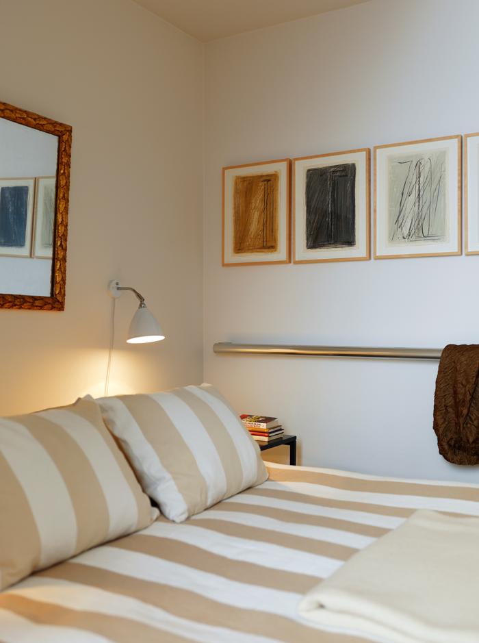 in i minsta detalj sovrum ELLE Decoration