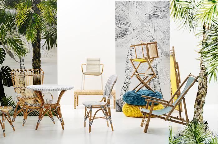 Inspiration Sommarens Snyggaste Utemobler Elle Decoration