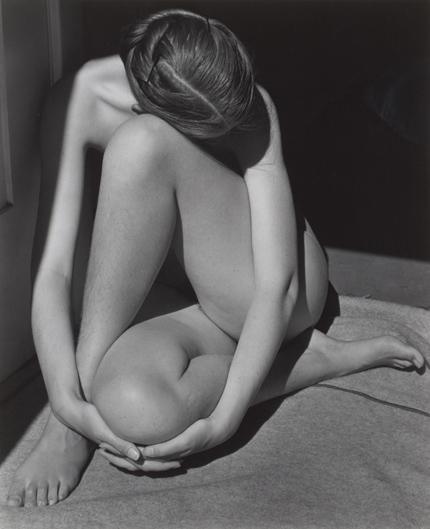 nude edward weston