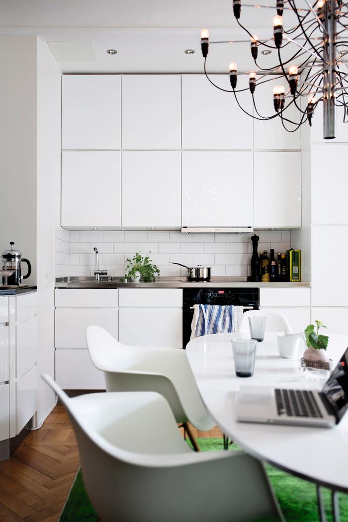 Hemma Hos Inred Med Designklassiker P 229 Ett Nytt S 228 Tt