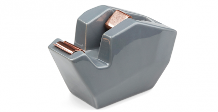 Kähler-Offcina-Tape-Dispenser-Grey
