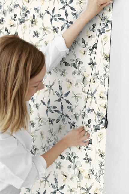 DIY  Måla om möbler och skapa mönster med tejp  134cc3c62f3f1