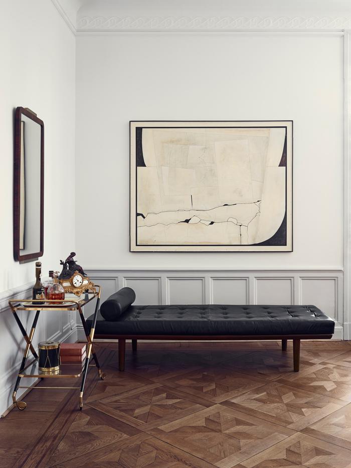 Hemma hos Stilrent retro med italienska klassiker ELLE Decoration