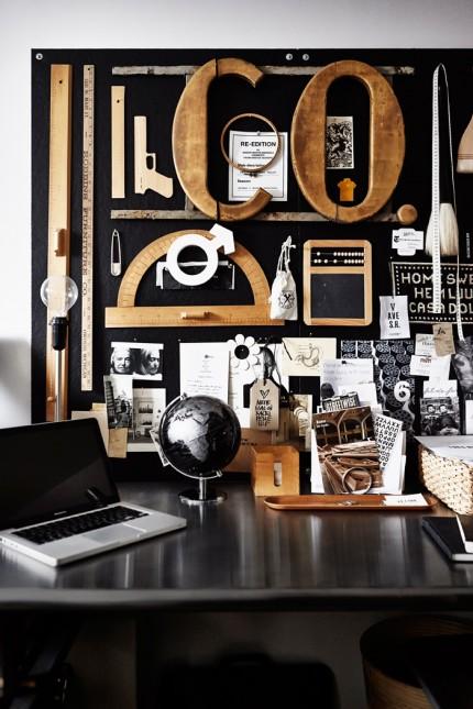 snygg-arbetsplats-skrivbord-stilleben foto andrea papini