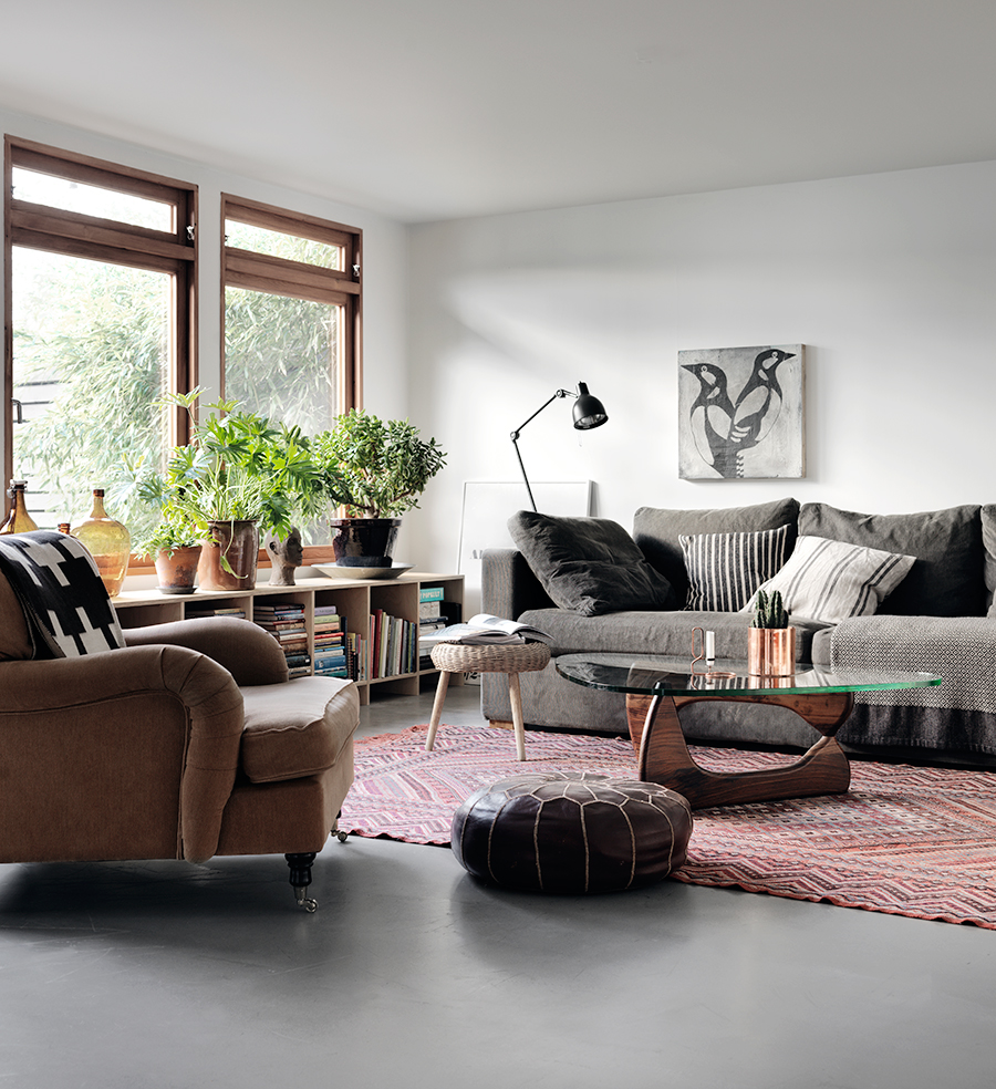 11 Decorating Ideas To Steal From The Scandinavians: Skapade 60-talets Los Angeles – I Malmö