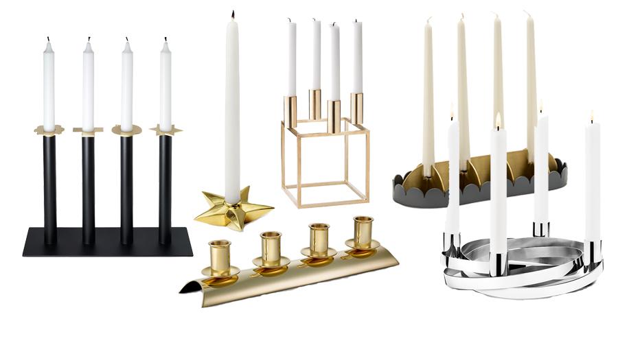 ljusstake advent Finaste ljusstakarna till första advent | ELLE Decoration ljusstake advent