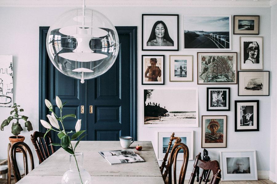 Foto: Kristin Lagerqvist Syns i: Kika in i vår nya bloggare Krickelins fantastiska hem