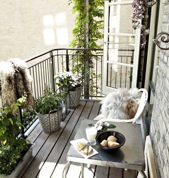 inredningstips som g r balkongen mysig elle decoration. Black Bedroom Furniture Sets. Home Design Ideas