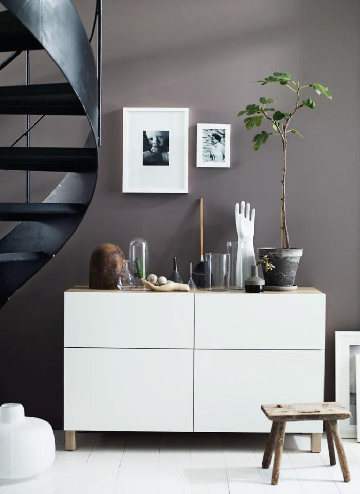 Besta Ikea Dekoration : Snygga sätt att inreda med ikeas bestå elle decoration