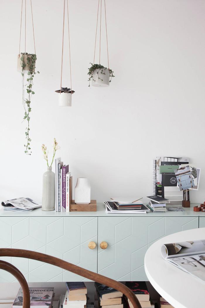 15 snygga s tt att inreda med ikeas best elle decoration. Black Bedroom Furniture Sets. Home Design Ideas