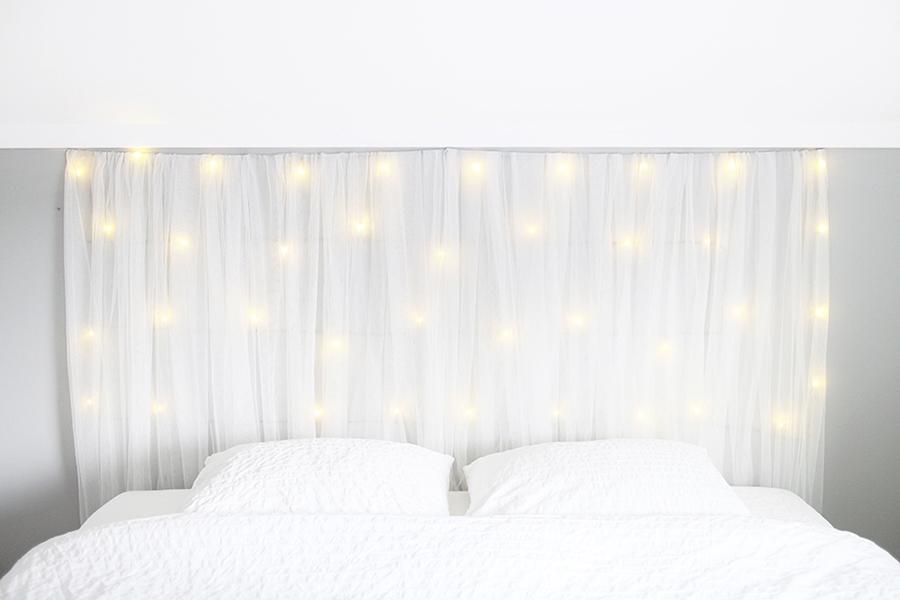 Underbar Så gör du din egen sänggavel – bloggarnas bästa tips | ELLE Decoration VZ-72