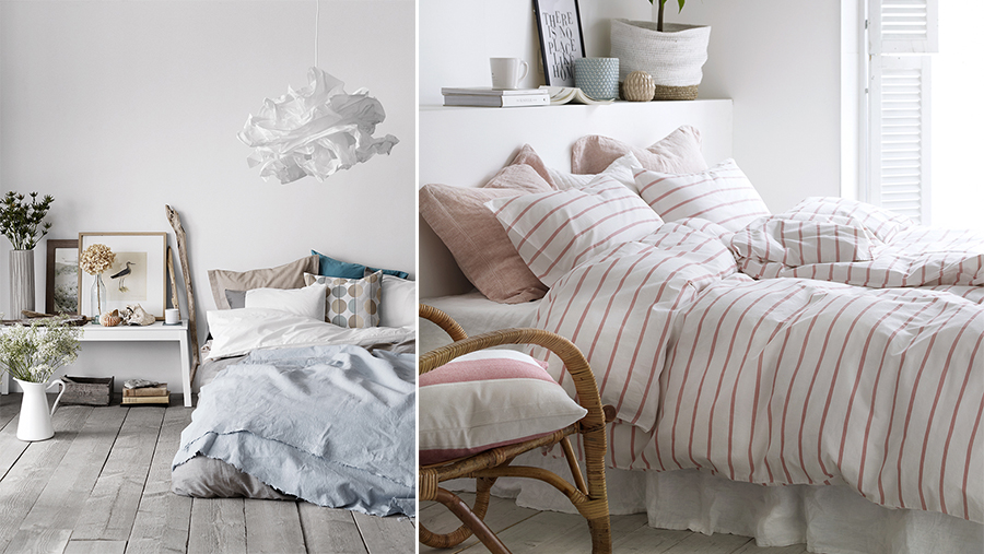 Inspiration till dina drömmars sovrum ELLE Decoration