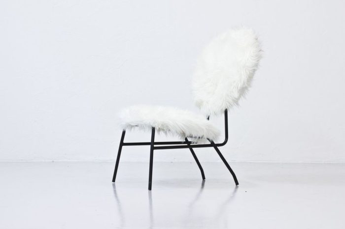 Easy Chair Fluff Dusty Deco