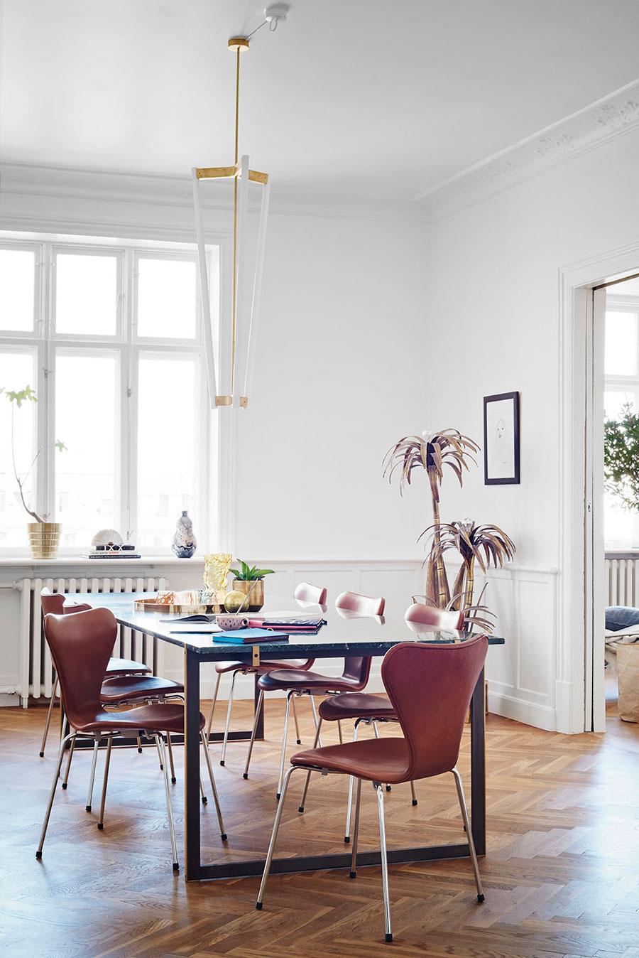 Stylist: Sidsel Rudolph Foto: Ditte Isage Syns i: Danska stilikonen Pernille Teisbæk visar upp sitt tjusiga hem –och vi älskar det!