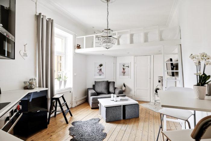 inredning lägenhet inspiration