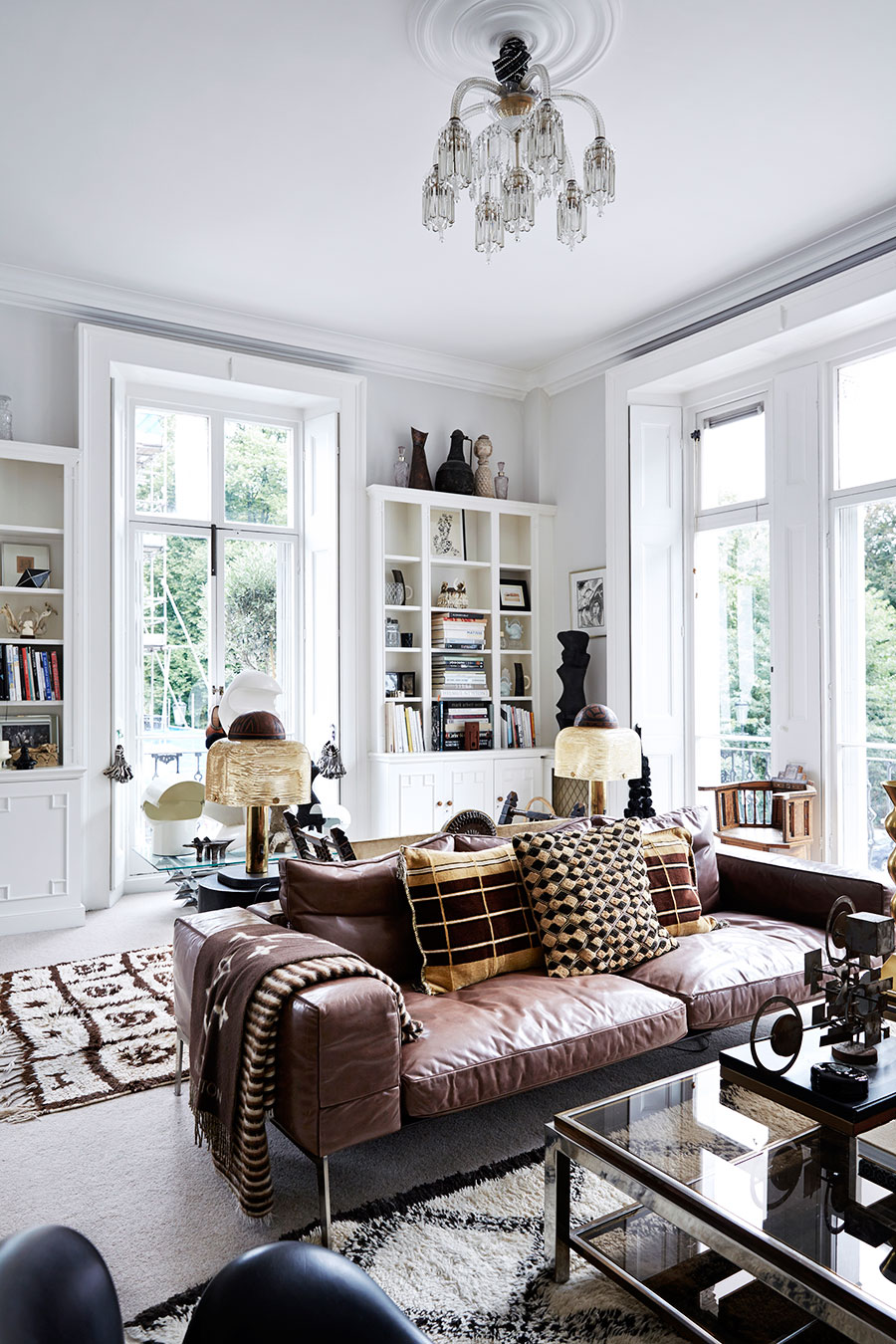 Bohemisk Lyx Hemma Hos Malene Birger Elle Decoration