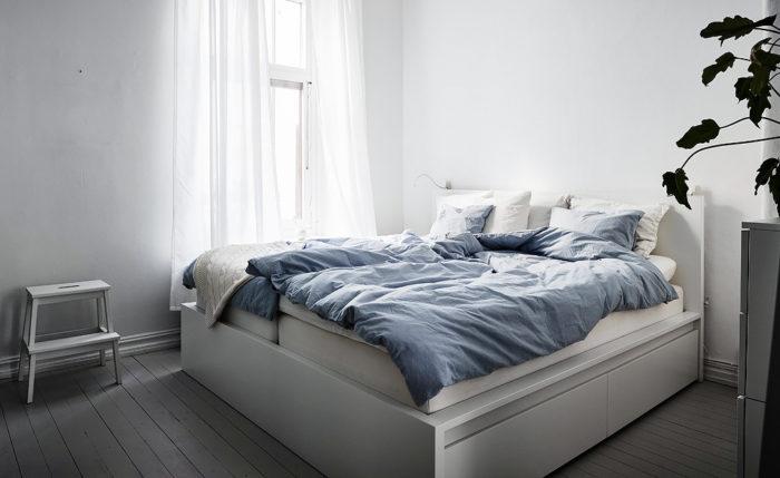 små sovrum inredning
