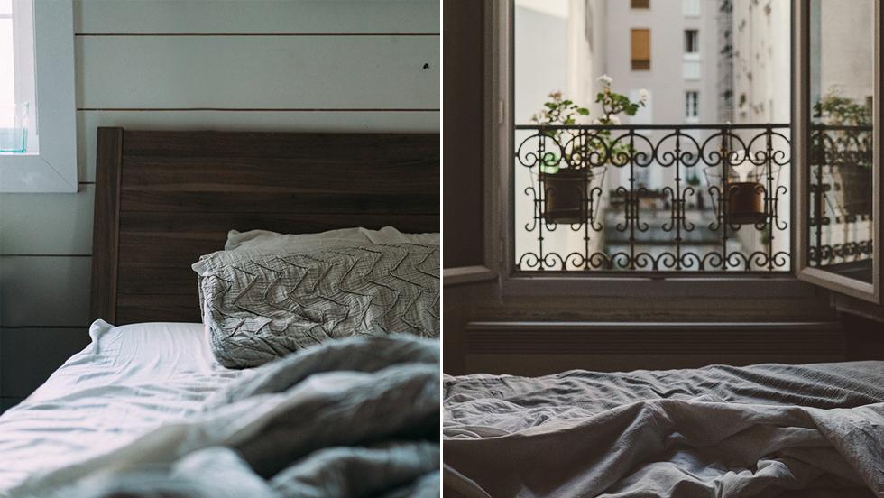 Hacks för svalare sovrum ELLE Decoration