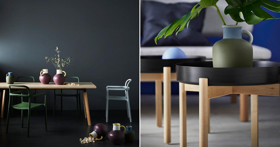 ikeas samarbete med hay alla bilder elle decoration. Black Bedroom Furniture Sets. Home Design Ideas