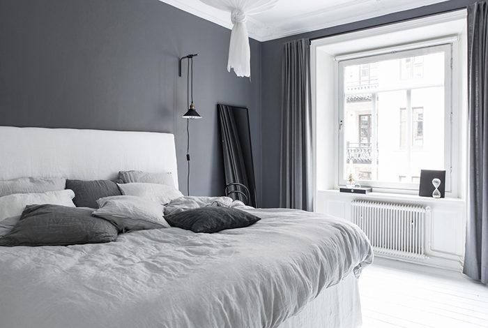 c07e428c4fdd 9 fina sätt att inreda med gardiner i sovrummet | ELLE Decoration
