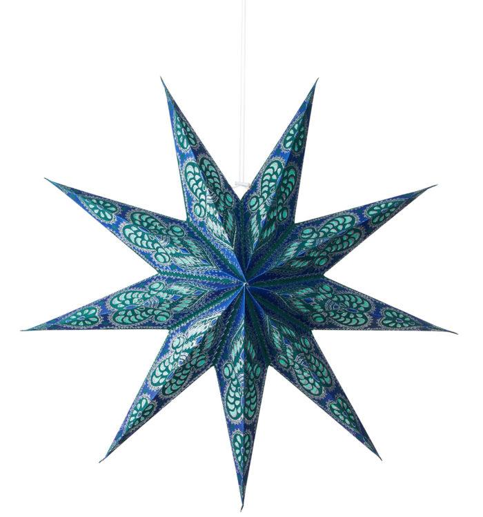trendig julstjärna 2017