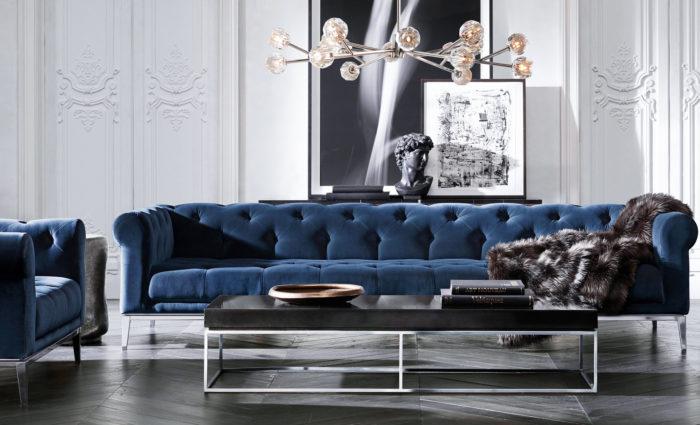 Styla Den Bl 229 Soffan Inredningstips Elle Decoration