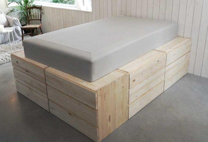 Populära Ikea-hacks med Ivar för compact living-hemmet | ELLE Decoration AD-13