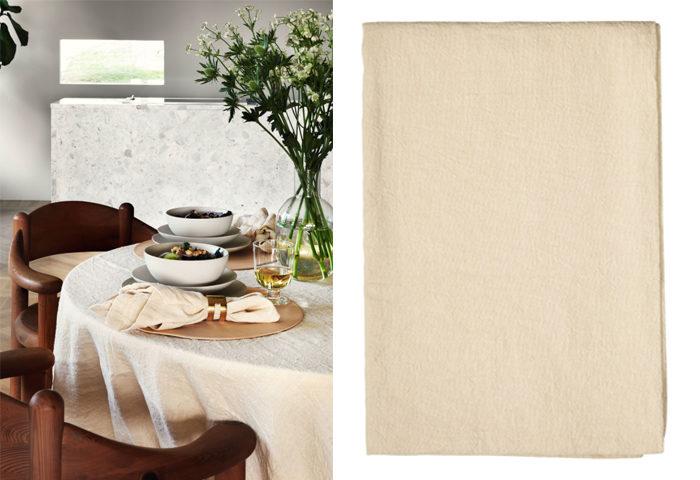 Sätt guldkant på balkongen och gör den lyxig – med en bordsduk