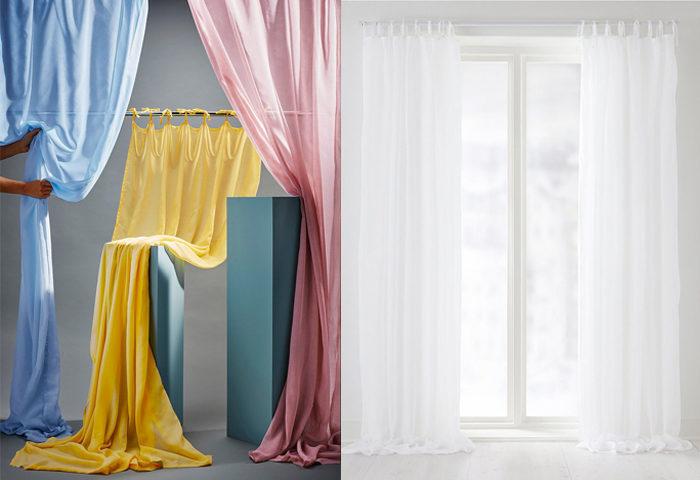 Sätt guldkant på balkongen och gör den lyxig – med gardinlängder
