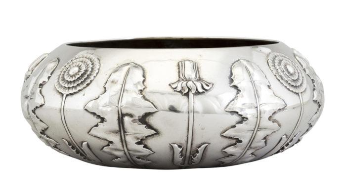 Silverskål från Bukowskis