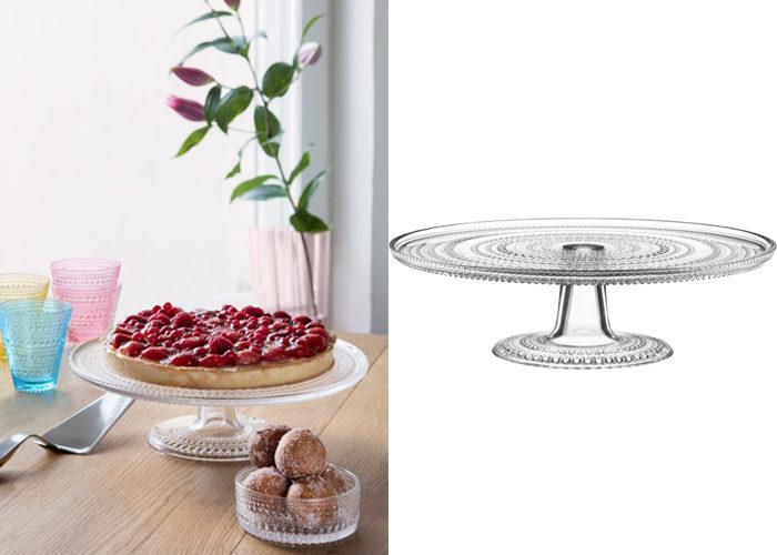11 snygga presenttips till Mors dag - Kastehelmi kakfat från Iittala