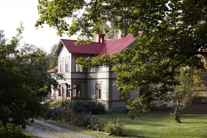 1900-talsgård i Söderhamn