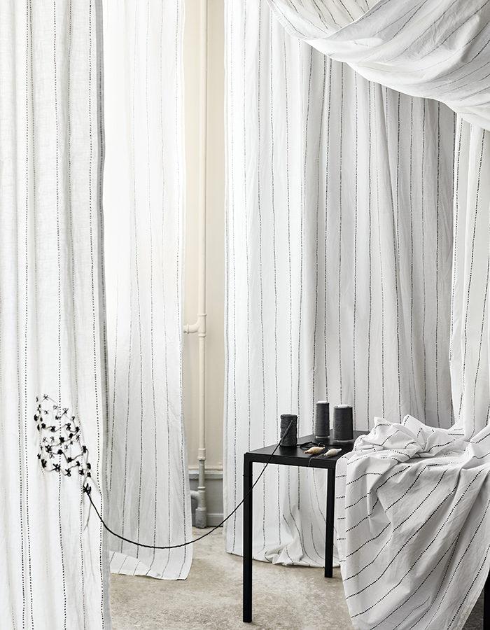 Ikeas höstnyheter – gardiner