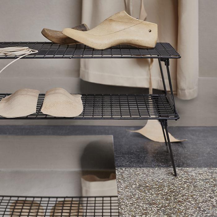 Ikeas höstnyheter – stapelbart skoställ