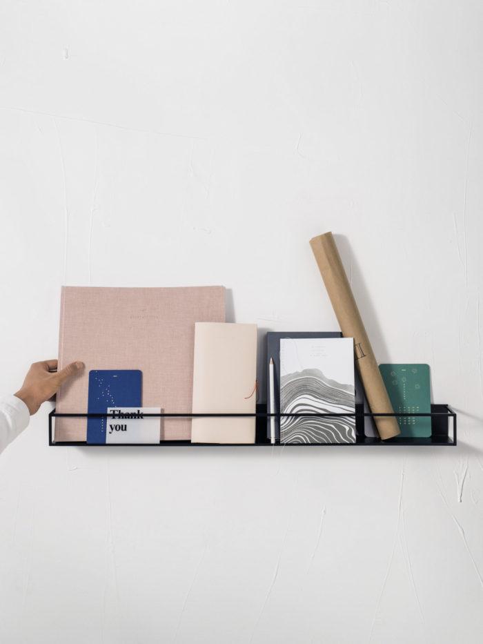 Ikeas höstnyheter – sammanhang hylla i svart