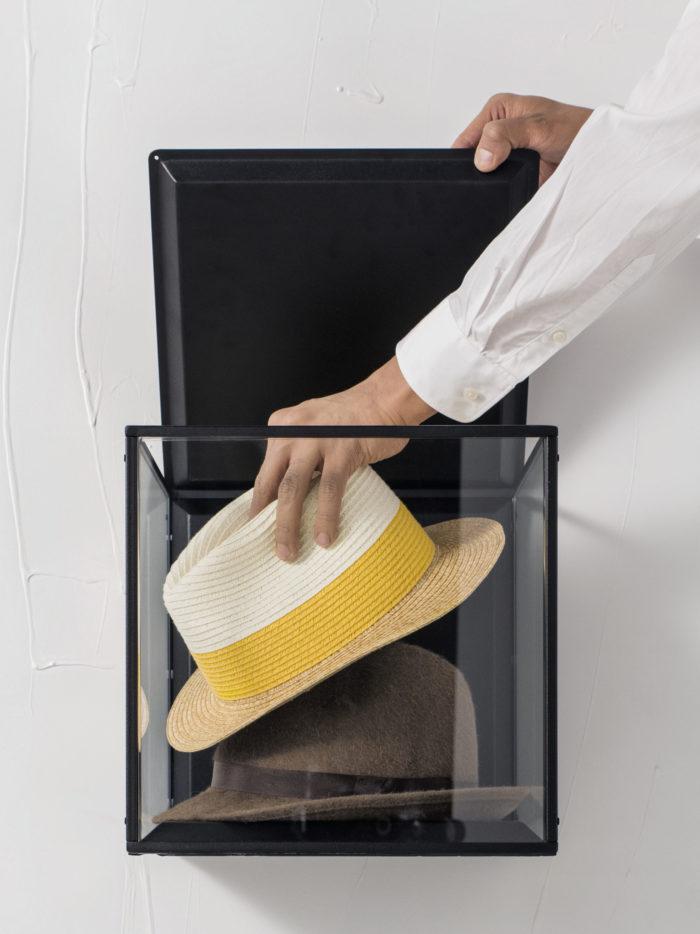 Ikeas höstnyheter – Sammanhang tittskåp