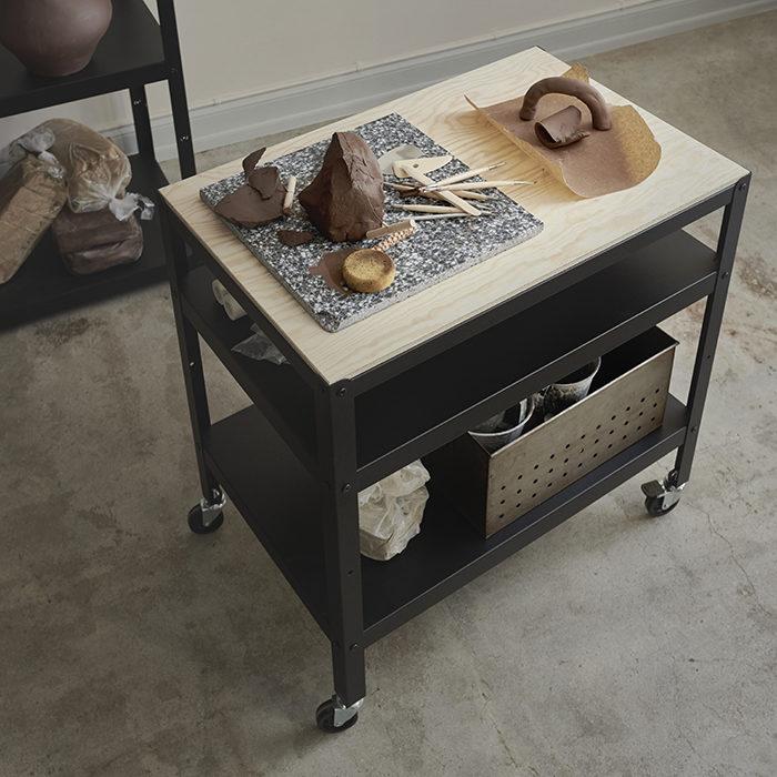 Ikeas höstnyheter – serverings- och förvaringsvagn