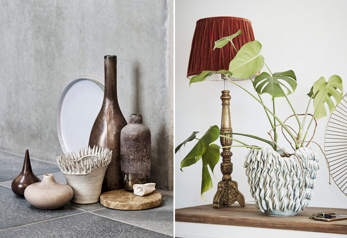 Keramik och stengods är en trend, enligt Formex 2018