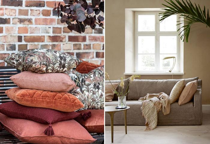 Naturnära färger är trendigt i höst – enligt Formex 2018