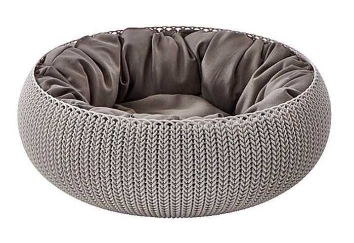 Stilren säng för katten eller hunden, från Clas Ohlson