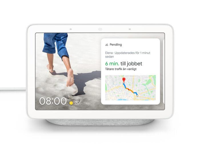 Google segundo hub