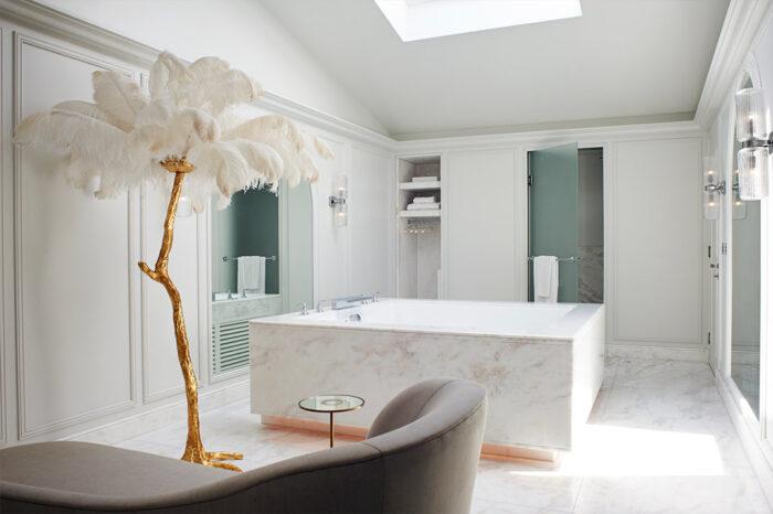 Hotel Mandrake en Londres: el baño de hotel más amigable del mundo