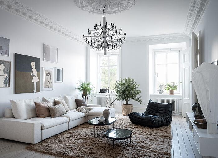Las lámparas son detalles interiores exclusivos.