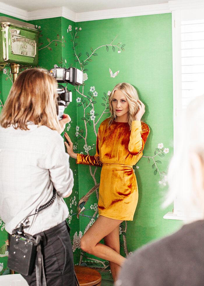 Poppy Delevingne es la cara de la colección de otoño de H&M Homes