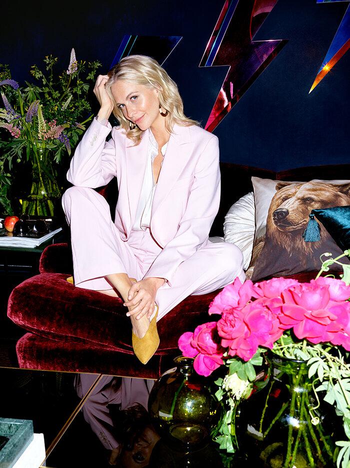 Poppy Delevingne anticipa la campaña de otoño de 2019 de H&M Homes