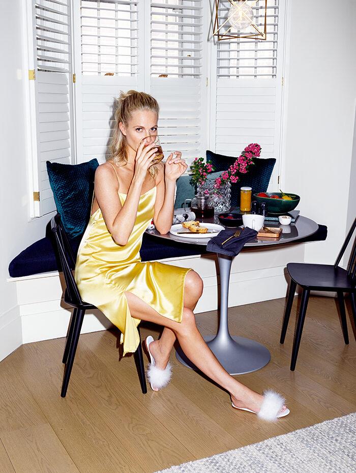 Poppy Delevingne muestra su casa en la nueva campaña de H&M Homes