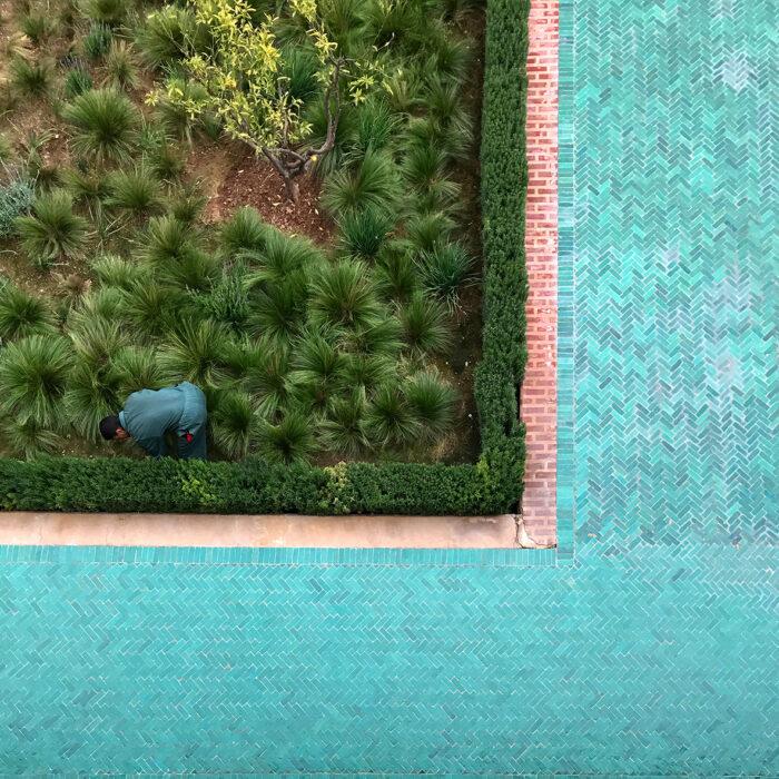 Foto de la piscina por Tekla Evelina Severin