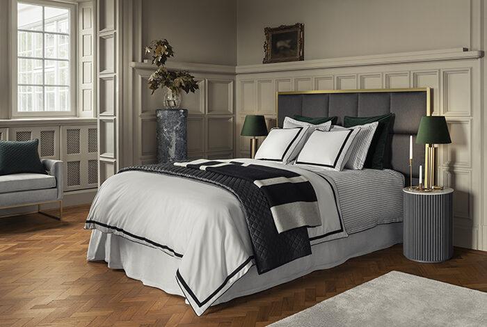Tidlöst och elegant – hotellstilen passar i sovrummet